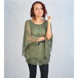 Blusa Gabriela khaki