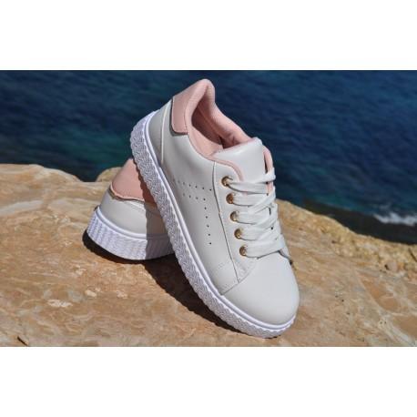 Zapatillas Siana blanca