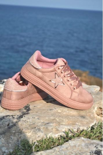 Zapatillas Alvin rosa