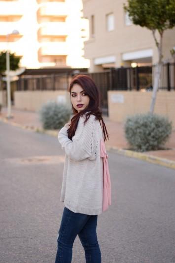 Jersey Lazo rosa