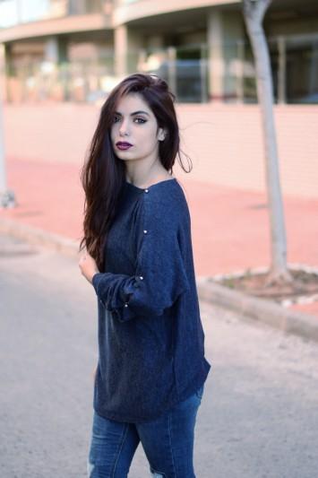 Jersey Matilde azul