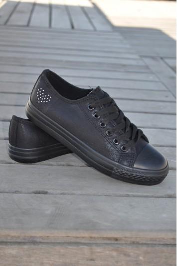 Zapatillas Marina negra