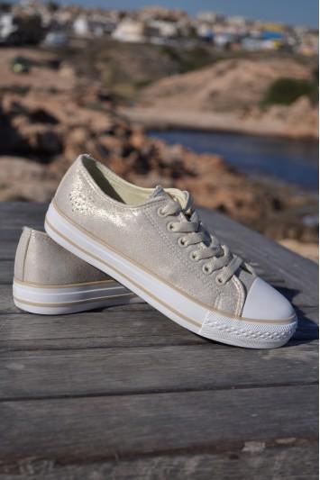 Zapatillas Marina dorada