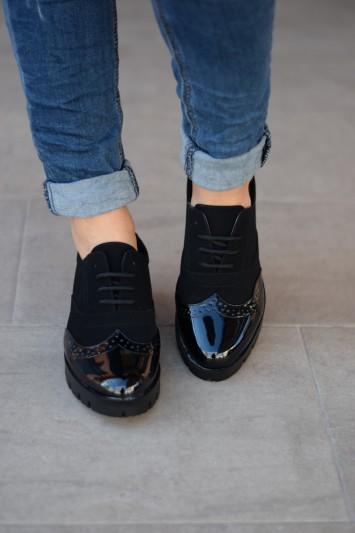 Zapato Italina negro