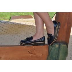 Zapatos Yelina azul